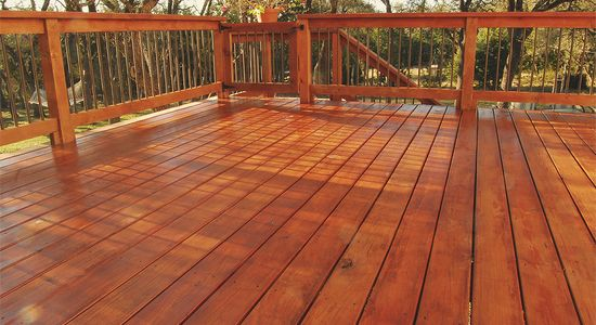 deck stain contractors Charlotte